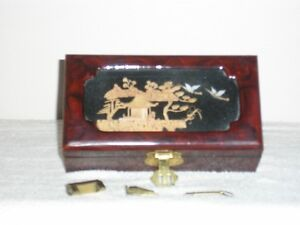 Asian Jewellery Box