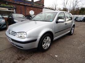 Volkswagen Golf 1.6 MATCH (LONG MOT + TIMING BELT CHANGED) (silver) 2003