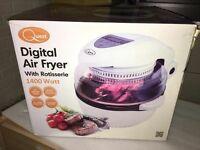 Quest 11 litre digital air fryer