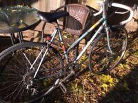 Ladies Vintage Peugeot Road Bike