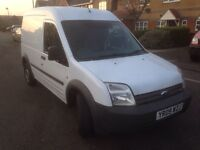 2009 Ford Transit Connect 1.8 TDCI high roof long wheel base Full service 95,000 miles