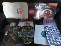 DRUM AND BASS / BREAKBEAT VINYL listed individually in description.