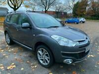 Citroen C-Crosser 2.2HDi (156bhp) VTR+~2010, MANUAL~MOT TO 24/09/2021~7 SEATER