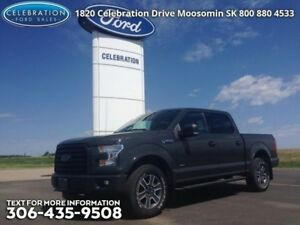 2016 Ford F-150 XLT Sport  One Owner Truck!