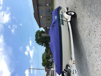 18 ft SeaDoo challenger for sale