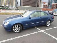 2005 Mercedes-Benz CLK 2.7 CLK270 CDI Elegance 2dr