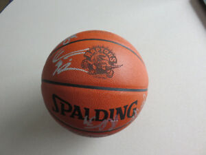 Toronto Raptors NBA Induction Commemorative Basketball