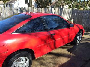 2001 Chevrolet Cavalier Coupe (2 door)