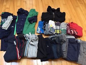 Large lot of boys 3T Winter clothes