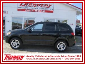 2011 SANTA FE ALL-WHEEL-DRIVE ** EXTRA CLEAN **
