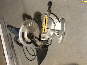 Mac Allister Slide Mitre Saw (10 inches)