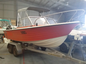 Cruise craft 18ft ranger $6500