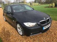 2008 06 BMW 3 SERIES 2.0 320I EDITION M SPORT 4D 168 BHP