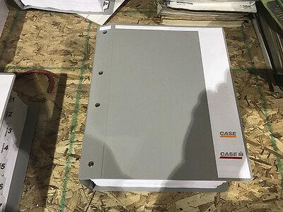 Case 580 Super K 580sk Loader Backhoe Repair Service Manual Parts Catalog