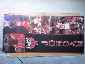 basket ball Jordan poster