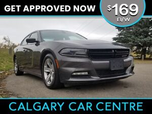 2017 Charger SXT $169B/W TEXT US FOR EASY FINANCING 587-582-2859