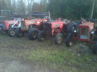 Farm Tractor  Parts (International & Massey Ferguson)