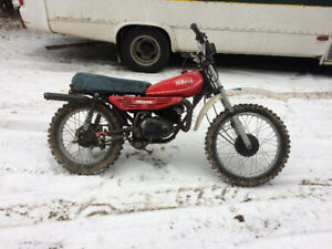 Enduro1982 dirt bike 110cc 2 strokes
