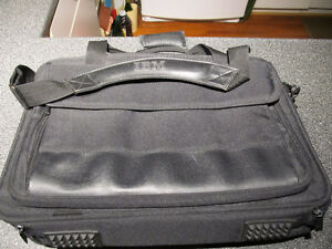 IBM top load carrying case.