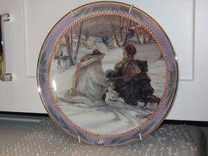 'Trisha Romance' - Collectibles Plates