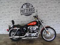 Harley Davidson XL1200 C Custom Sport *Rare Model with only 2k miles 1 Owner!*