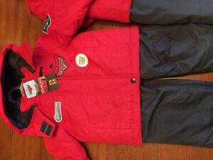 New! Disney Cars 2 piece snow suit sets size 12-18 mths Reduced! Kitchener / Waterloo Kitchener Area image 2