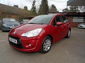 10 (10) CITROEN C3 VTR+ 1.4 HDI 5DR, £30 ROAD TAX, PANORAMIC ZENITH WINDSCREEN