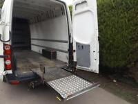 Volkswagen Crafter CR35 2.5 LWB HIGH ROOF - TUCKAWAY TAIL LIFT