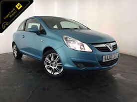 2010 VAUXHALL CORSA SE AUTOMATIC SERVICE HISTORY FINANCE PX WELCOME