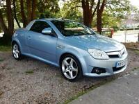 Vauxhall/Opel Tigra 1.8i 16v ( a/c ) 2007 Exclusiv **Finance From £25.27 a week*