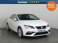 2018 SEAT Leon 1.4 TSI 125 FR Technology 3dr HATCHBACK Petrol Manual