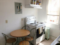 March 1st - Bachelor Apartment for Rent