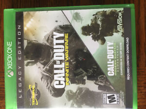 Xbox one Call of Duty Game