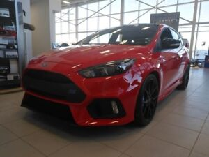 2018 Ford Focus RS 2.3L EcoBoost AWD 600A