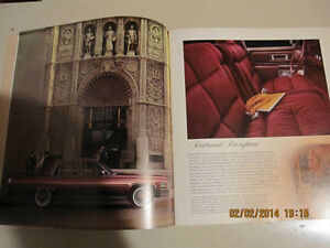 1978 Cadillac Spec Booklet (16 pages) Sarnia Sarnia Area image 2