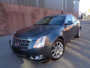 "2008 Cadillac CTS 3.6L - PANORAMIC SUNROOF - 18"" CHROME WHEELS"