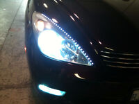 Installed Remote Car starter, HID lights, Car audio & Accessorie