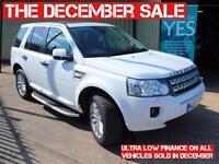 LAND ROVER FREELANDER 2 HSE, 2.2 SD4 AUTOMOTIC - £18,500 OR FLEXIBLE FINANCE