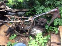 1984  200m frame + parts for sale!!!