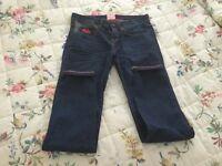 Genuine Vintage Superdry Jeans