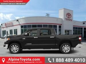 2017 Toyota Tundra Limited  - Navigation -  Leather Seats -  Hea