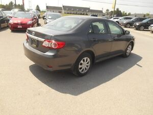 2013 Toyota Corolla  CE Peterborough Peterborough Area image 6