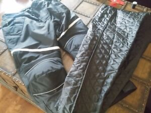 """Motorcycle Pants, Knee Armour, Quilted Liner 3XL , Approx 40"""""""