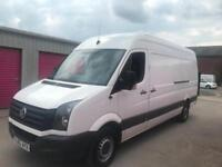LHD Volkswagen Crafter 2.0TDi ( 136PS ) CR35 LWB, 62REG FOR SALE