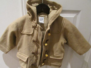 Excellent condition babygap toggle jacket