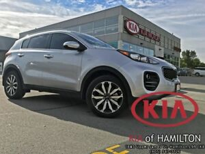 2018 Kia Sportage EX AWD | DEMO | LEATHER