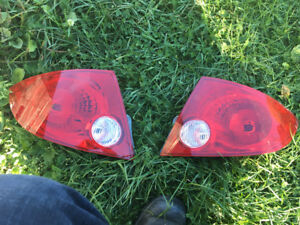 05-09 chevrolet cobalt USED tail light assembly's