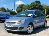 2006 FORD FIESTA 1.6 AUTOMATIC STYLE, WOW 46K MILES + 8 SERVICE STAMPS + 1 OWNER