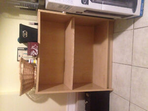 Medium-size bookcase for sale - need gone ASAP!