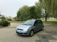 2005/05 Ford Fiesta 1.2 Style 5 Door Hatchback Blue